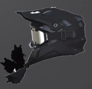 Экипировка для снегохода, шлем Шлем CKX TITAN, купить в Казахстане CKX TITAN